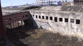 Недостроенная тюрьма для пожизненно осужденных Павлодар ч.1