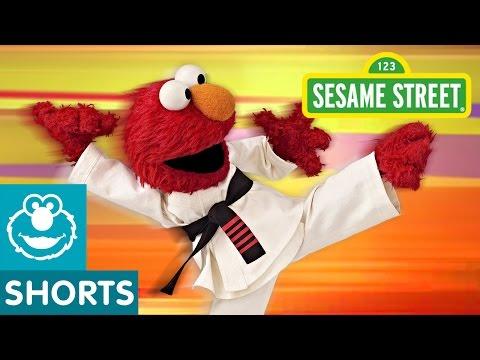 Sesame Street: Karate   Elmo the Musical