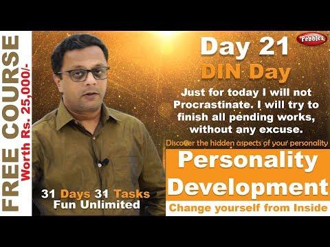 Best Personality Development Course || Self Improvement || Hindi ...
