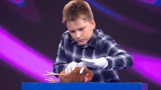 «Удивительные люди». Артем и Николай Васильевы. Гипнотизеры животных