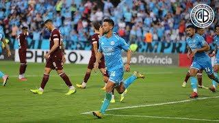 #CopaSuperliga: Resumen De Belgrano - Lanús