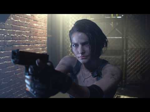 《惡靈古堡3 重製版》試玩版預告公開   03月19日起開放下載!