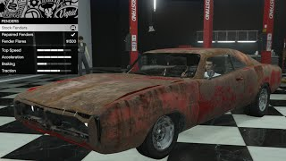 GTA 5 - DLC Vehicle Customization - Imponte Beater Dukes ('69 Charger) and Review