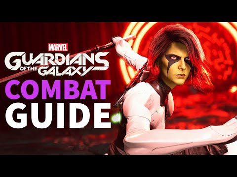 Guardians of the Galaxy's Combat Explained