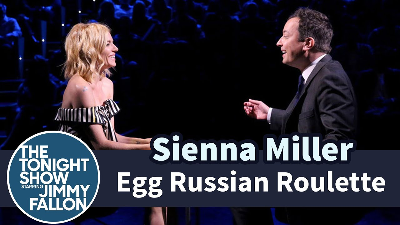 Egg Russian Roulette with Sienna Miller thumbnail