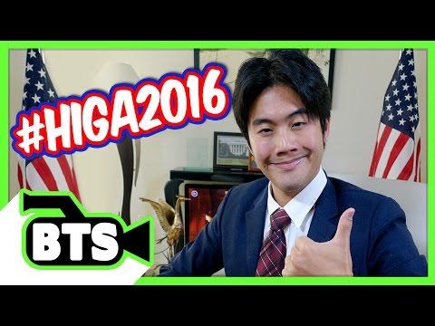 Ryan Higa for President! (BTS)