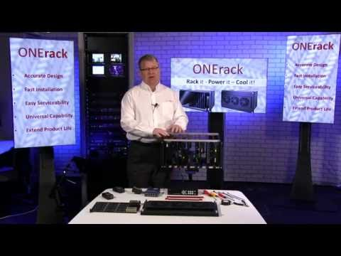 tvONE ONErack Introduction