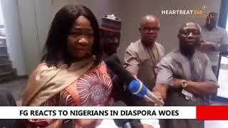 Abike Dabiri Speaks On The Execution Of Nigerians In Saudi Arabia