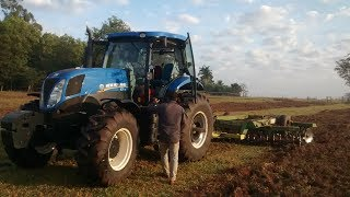 T7 175 new Holland grade 40 discos