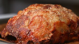 Scalloped Potato–Crusted Rib Eye - Video Youtube