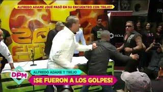 ¡Zafarrancho Y Golpes Entre Alfredo Adame Y Carlos Trejo!   De Primera Mano