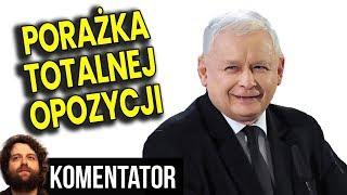 Porażka Totalnej Opozycji – Kaczyński PIS Zaorali Analiza Komentator Platforma Koalicja Obywatelska
