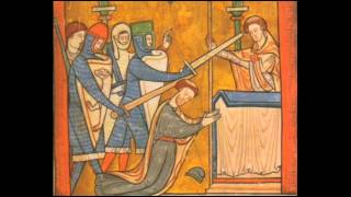 Thomas Becket - Assassination