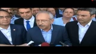 Kılıçdaroğlu Taksim'e yürüyecek Gerilim - Gezi Parki Eylemi  !!!