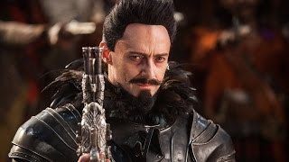 Watch 8 Clips from 'Pan' Starring Hugh Jackman and Rooney Mara