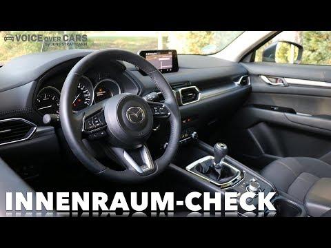 2019 Mazda CX 5 Innenraum Check Head up Display Platzangebot Infotainment Tech Check Bedienung Kinde