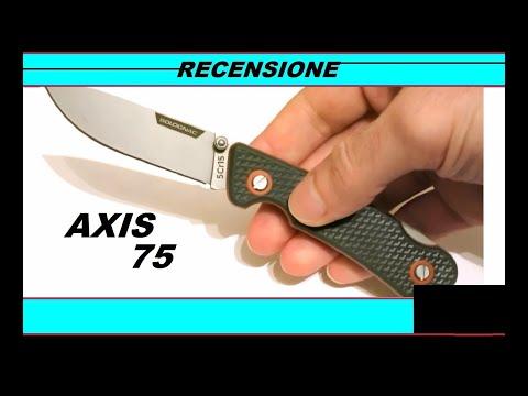 Recensione Coltello Decathlon Solognac Axis 75