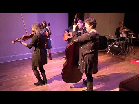 Clips from New York Theater Barn performance of The Goree All-Girl String Band