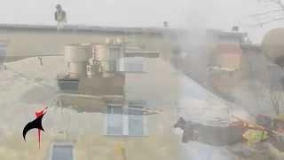 preview picture of video 'Sopicki - Usługi odśnieżania dachów, usuwania sopli.'