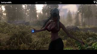 Skyrim Special Edition   Yundao HDT-SMP hair 5.5 SSE