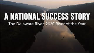 The Delaware River, 2020 River of the Year