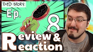 Dingo Doodles: Fools Gold Ep. 8: #Review and #Reaction