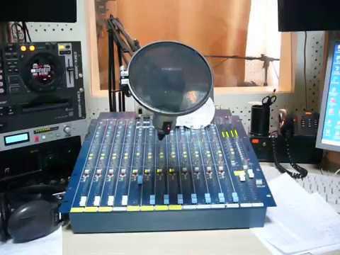Радио студия DFM Ростов на Дону 2007 год Дима Белых