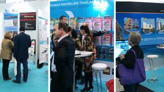 preview picture of video 'Village Partir Vivre au Soleil - Salon National de l'Immobilier 2012'