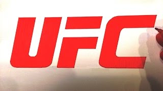 How to Draw the UFC Logo