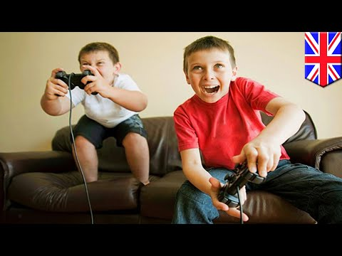 Фото Video games don't make teens aggressive, study says - TomoNews