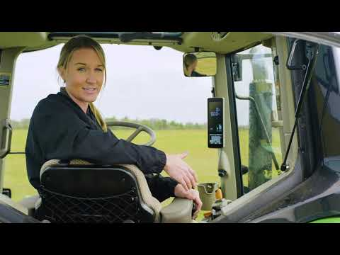 New John Deere 6M Series Tractors | Auto Steer Updates and Added Technology