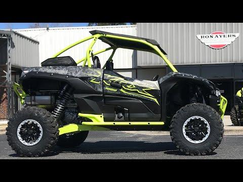 2021 Kawasaki Teryx KRX 1000 Trail Edition in Greenville, North Carolina - Video 1