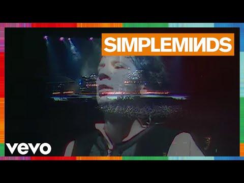 Simple Minds - Ghostdancing (1986)
