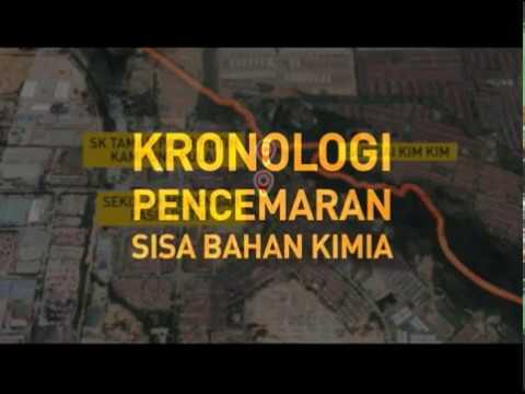 Komen Pagi 13 Mac: Pencemaran sisa bahan kimia & MA63