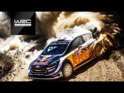 Best of Action - The WRC 2018 FIA Prize Giving GALA Clip
