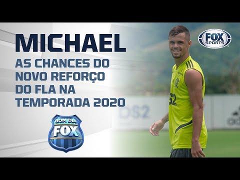 Michael será um 12ª jogador no Flamengo?