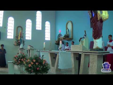 Missa Solene em comemoração ao aniversário da Cidade - Apuarema