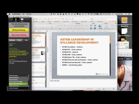 ASTQB Mobile Tester Certification - YouTube