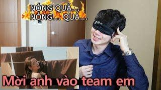 [reaction] Trai Hàn tình nguyện về team Chi Pu – Mời anh vào team em!!
