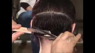 DEMETRIUS  | Женская стрижка на короткие волосы |  Стрижка каре |