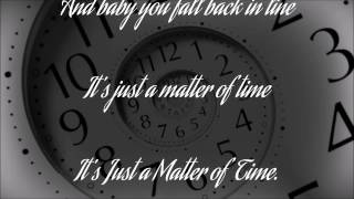 John Cafferty and the Beaver Brown Band - Just a Matter of Time (Lyrics)