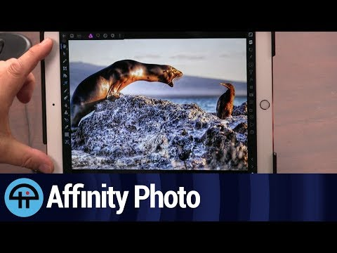 Affinity Photo iOS App: Review
