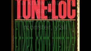 Funky Cold Medina - Tone-Loc (w/ Lyrics)