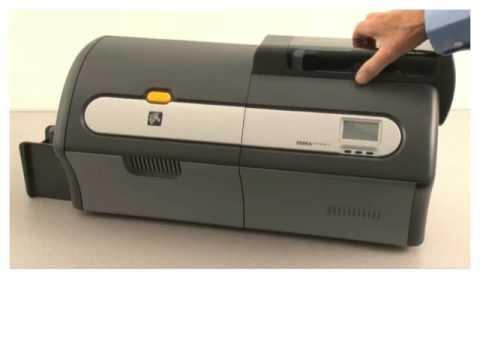 Zebra ZXP7 Dual Side Card Printers And Dual Side Laminator