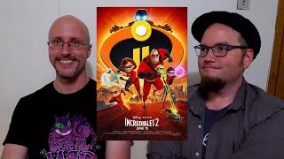 Incredibles 2 - Sibling Rivalry