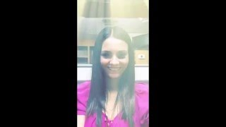 Виктория Джастис, Victoria Justice - Snapchat Story (01.12.2015.)