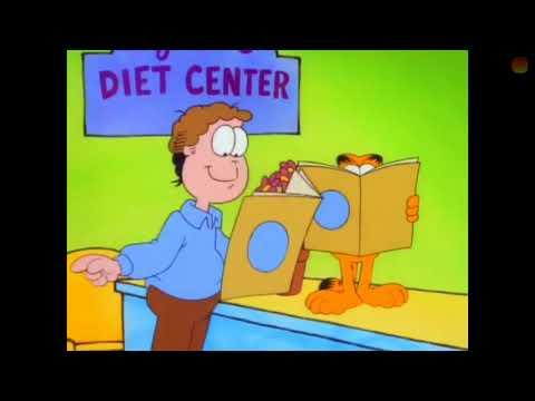 Garfield y sus amigos-sobre gustos no hay dieta
