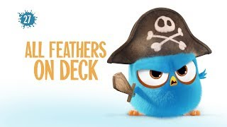 Angry Birds Blues | All Feathers On Deck   S1 Ep27