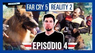 ►PARTICIPA EN EL CONCURSO:  https://gleam.io/TjNcL/concurso-far-cry-5-el-reality-2-episodio-4  En este capítulo todos aprenden como interactuar con un perro entrenado, sin embargo, cuando llega el momento de entrenar la violencia de los caninos WillyRex es mordido por un perro que le deja hecho polvo…   En Far Cry 5 El Reality 2 Rubius, Luzu, WillyRex, AlexBy11, Mangel y Perxitaa se unen para vivir una AVENTURA EXTREMA: En esta ocasión el objetivo es Joshep Seed (Eduardo Noriega).  ¡No te pierdas ningún capítulo de #FC5Reality2!  Capítulo anterior: https://youtu.be/wsiH4AxIW1Q ¡Suscríbete al canal oficial de El Reality y no pierdas detalle de lo que ocurre! http://bit.ly/1pWdohG ¡Síguenos en Twitter y descubre todo sobre El Reality! https://twitter.com/Ubisoft_Spain