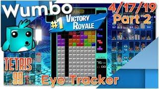 Tetris 99 - Flawless Stream 21 Win Streak - 1525+ Total Wins